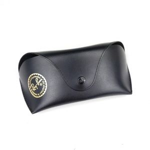Ray Bans Black Sunglasses Case